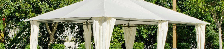 Parasol, tente & tonnelle pour jardin - Jardindeco