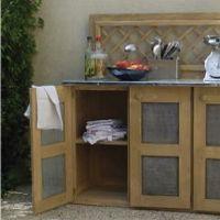 cuisine exterieure mobilier sur. Black Bedroom Furniture Sets. Home Design Ideas