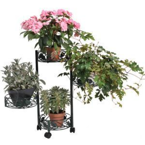 Porte plante interieur for Support de plantes d interieur