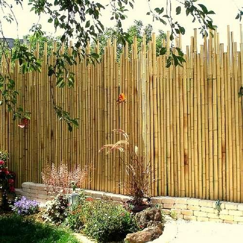 brise vue bambou osez l 39 exotime. Black Bedroom Furniture Sets. Home Design Ideas