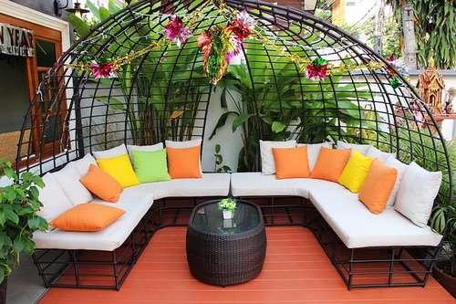 Salon de jardin : moderne ou exotique, à vous de choisir ...