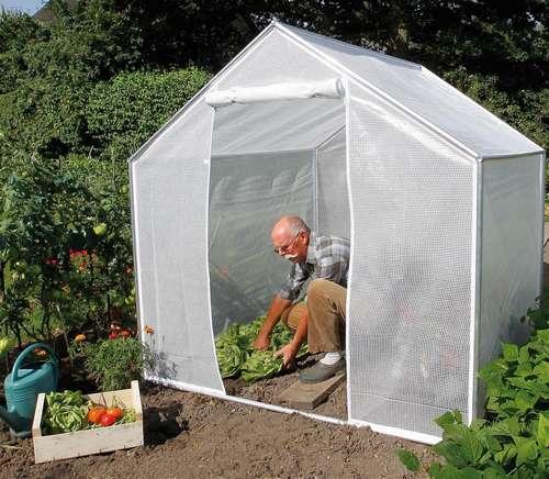 Serre maraichere mobile : cultivez en prenant soin du sol ...