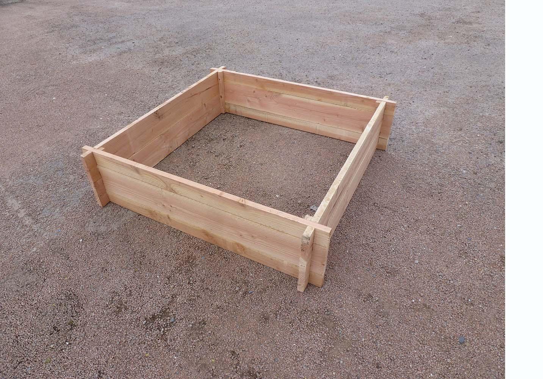 Construire Un Carré Potager montage carré potager : les subtilités à connaître - jardindeco