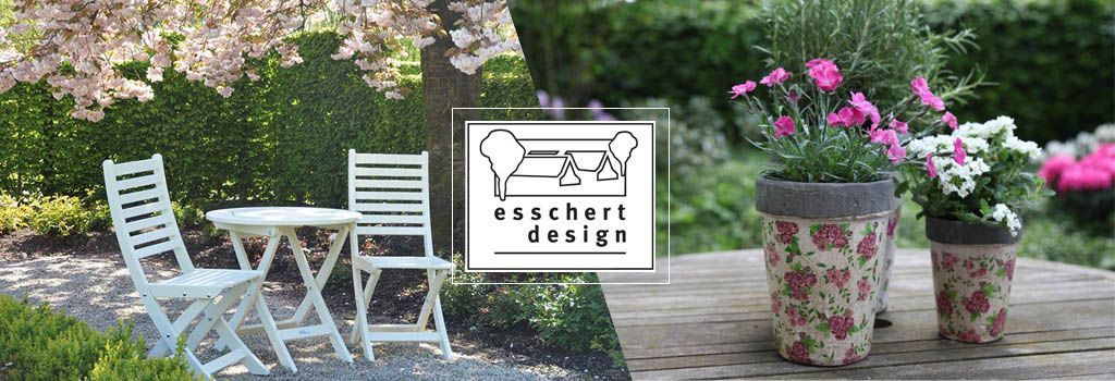 ESSCHERT DESIGN, COLLECTION 2017 : evenenement shopping sur Jardindeco.com