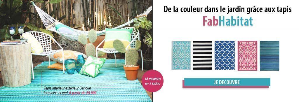 tapis de jardin sur Jardindeco