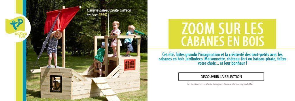 Cabane de Jardin sur Jardindeco sur Jardindeco