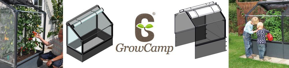 GROWCAMP sur Jardindeco.com
