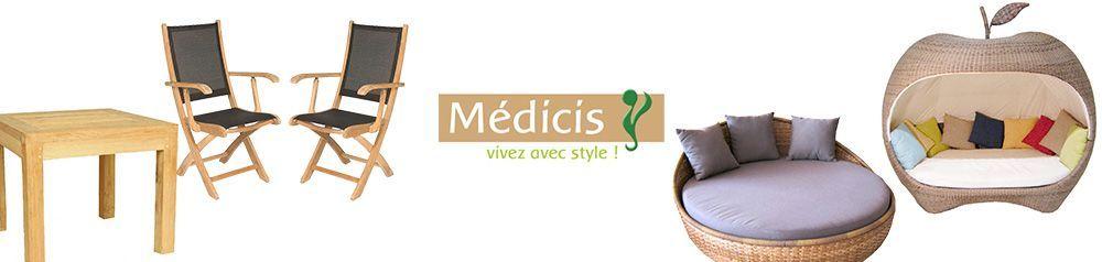 MEDICIS FRANCE sur Jardindeco.com