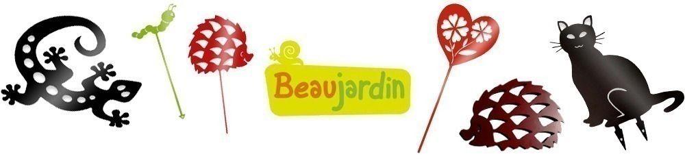 Beaujardin Dessous de Plat en Acier Salamandre