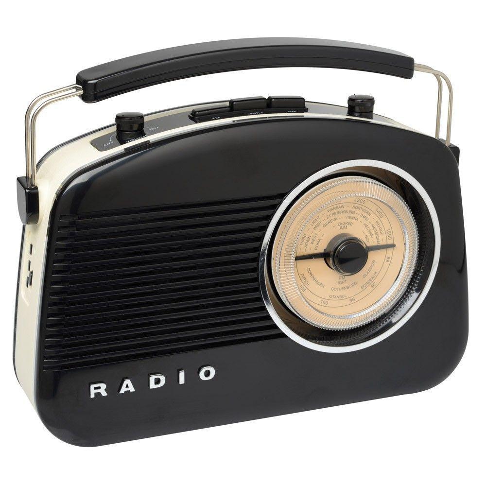 Radio r�tro 60's bluetooth
