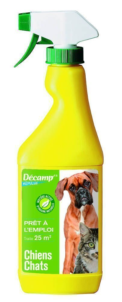 image_Spray r�pulsif contre chiens et chats 500 ml