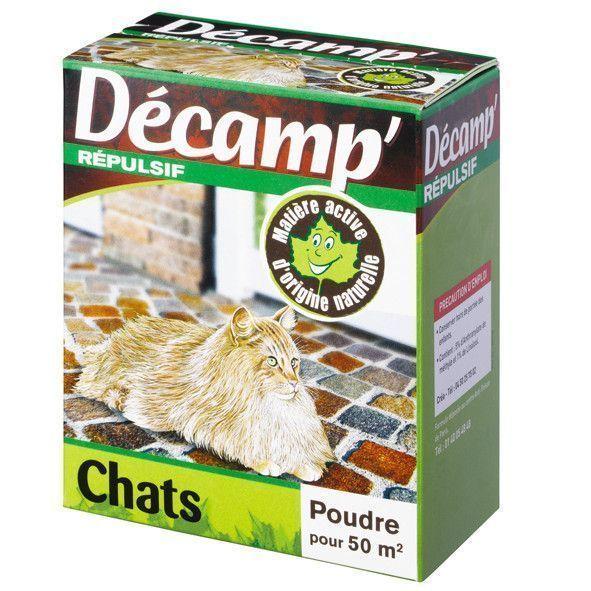 Jardinage anti nuisibles - Repulsif chat plante ...