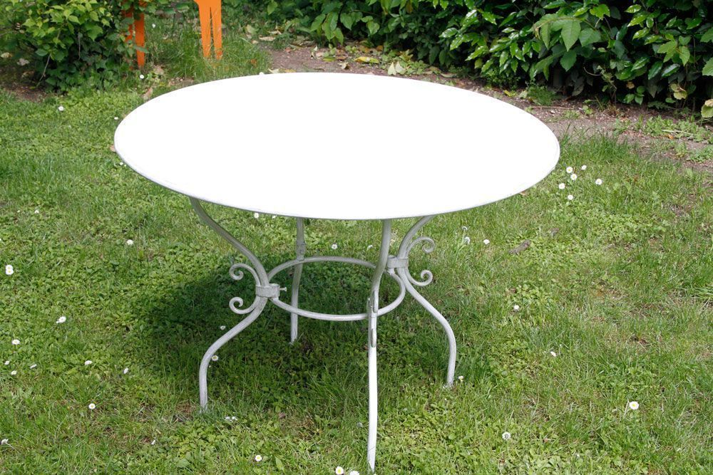 Table structure fer forg fauteuils dimensions - Table fer forge blanc ...
