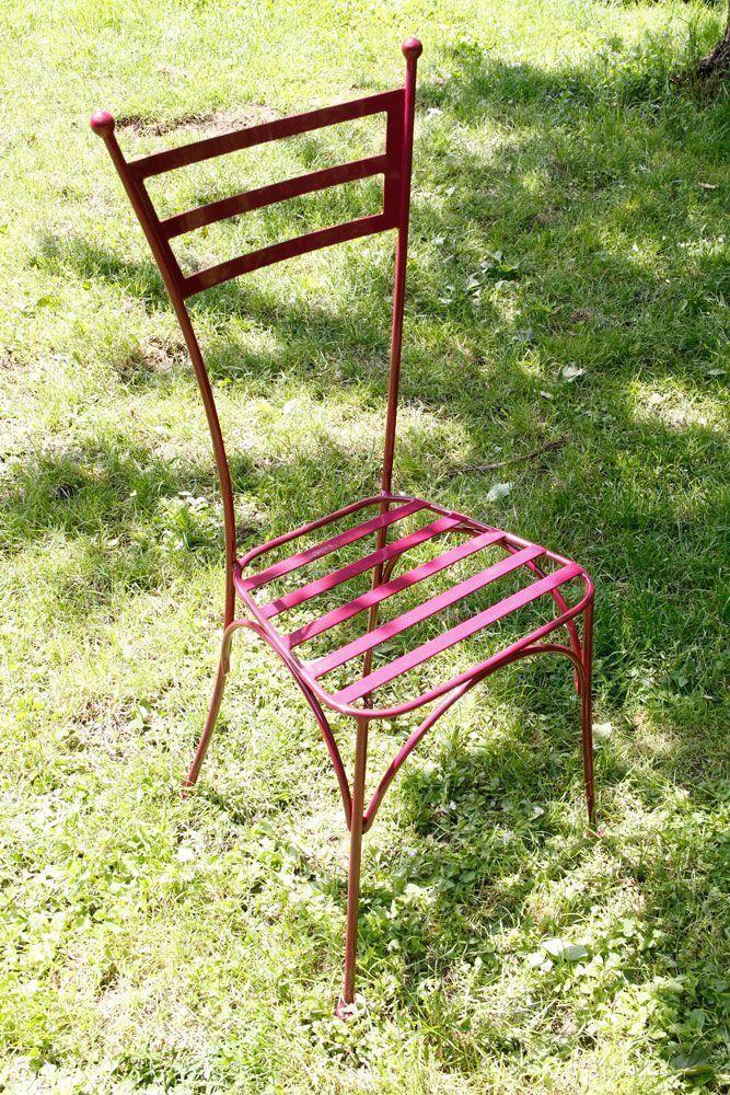 chaise jardin. Black Bedroom Furniture Sets. Home Design Ideas