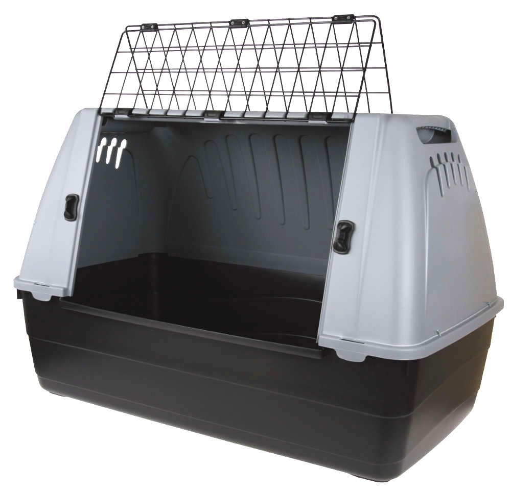 Grand cage de transport pour grand chien 88x51x58cm