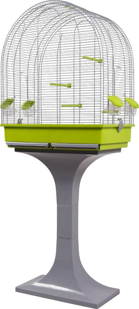 cage sur pied luna sur jardindeco. Black Bedroom Furniture Sets. Home Design Ideas