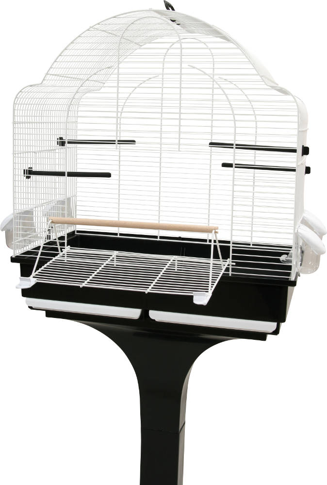 Cage oiseau sur pied morgane cage zolux sur for Lot meuble ecureuil