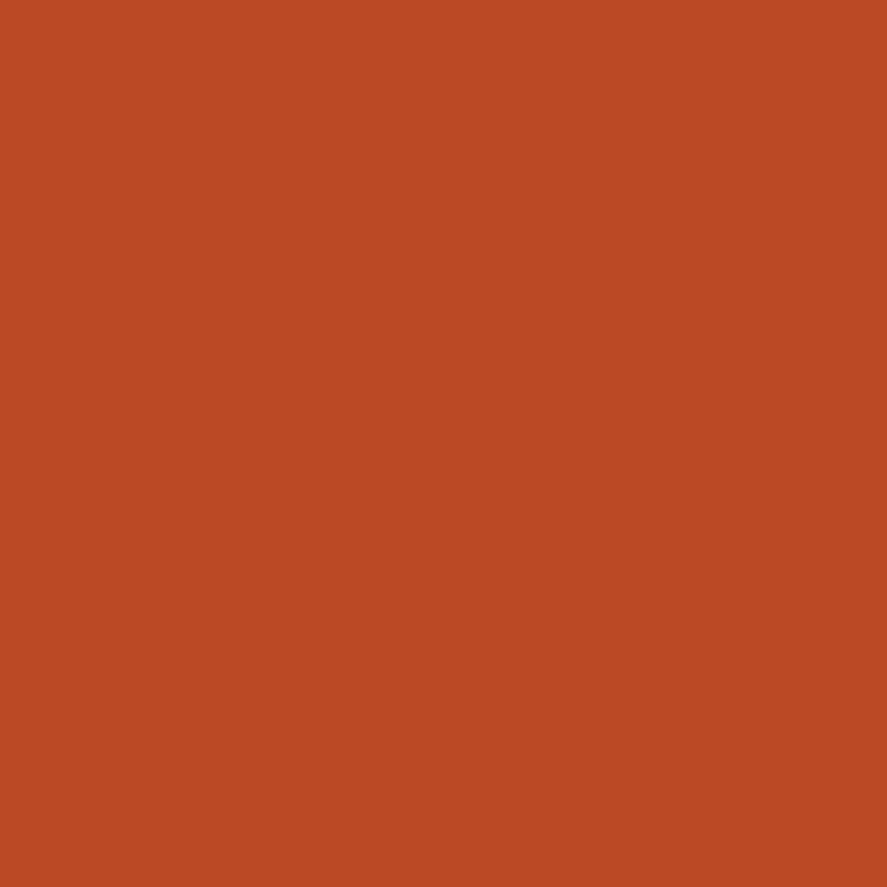 Peinture orange rouge pour meuble en bois brut 1 litre