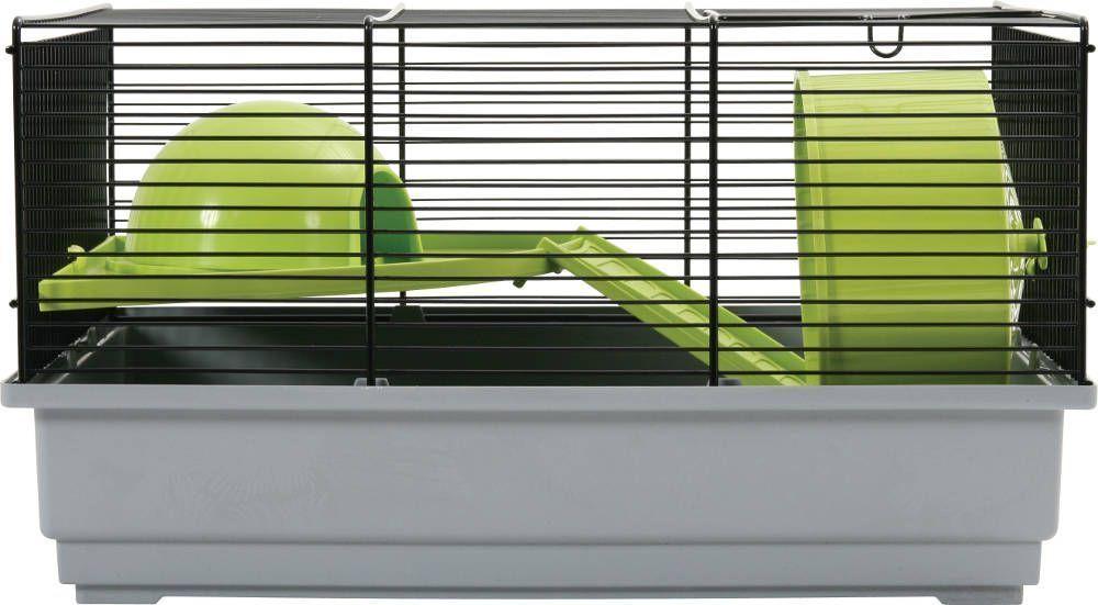 Cage souris avec accessoires rongeur zolux for Lot meuble ecureuil