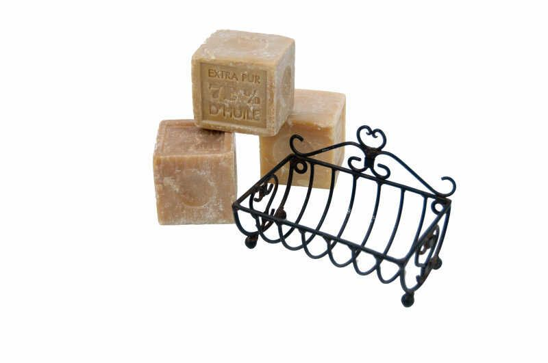 arts de la table porte ponge porte savon. Black Bedroom Furniture Sets. Home Design Ideas
