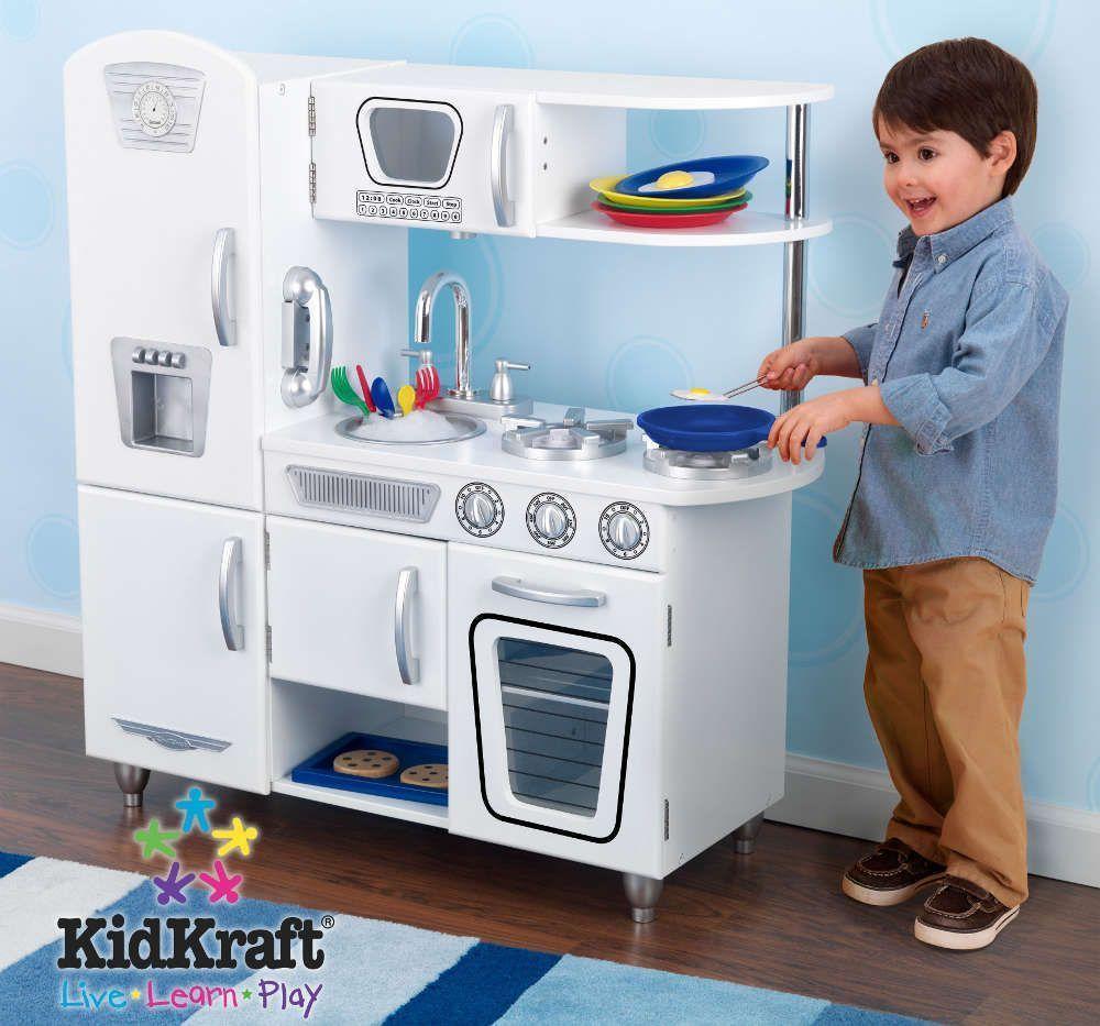 cuisine pour enfant vintage cuisine vaisselle kidkraft sur. Black Bedroom Furniture Sets. Home Design Ideas
