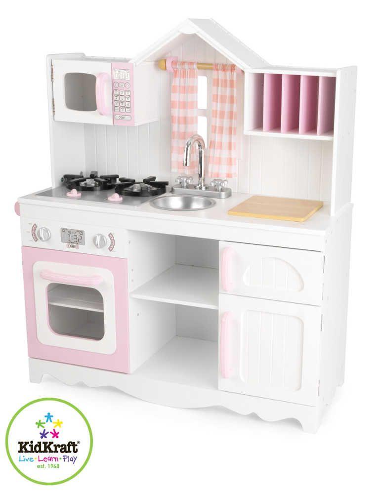 cuisine pour enfant country. Black Bedroom Furniture Sets. Home Design Ideas