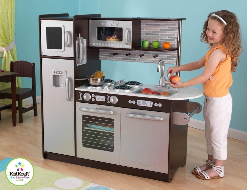 Cuisine pour enfants  cuisine enfant sur EnPerdreSonLapin ~ Cuisine Pour Enfant En Bois