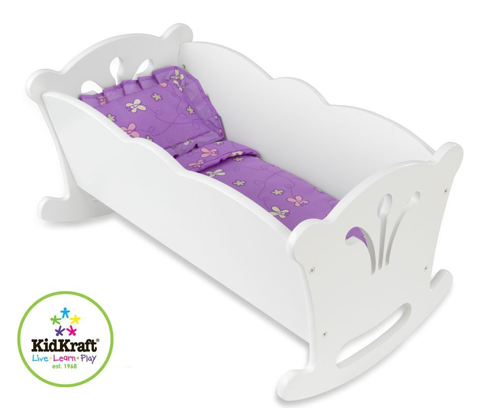 Lil' Doll Cradle - dimension (cm) : 54 x 33 x 30