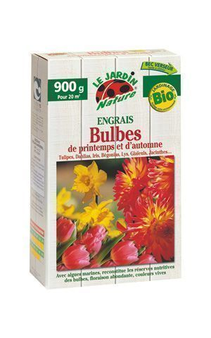 ENGRAIS BULBES by Jardin nature