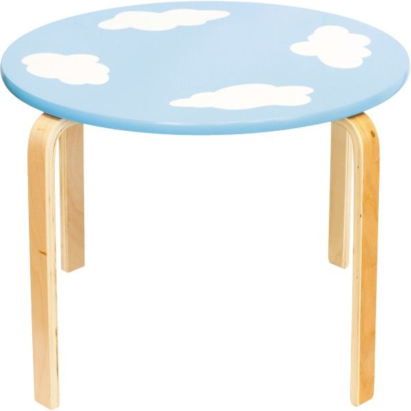 table pour enfant nuages table chaise ulysse couleurs. Black Bedroom Furniture Sets. Home Design Ideas