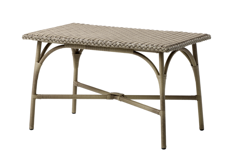 Table basse de jardin victoria 60x100cm
