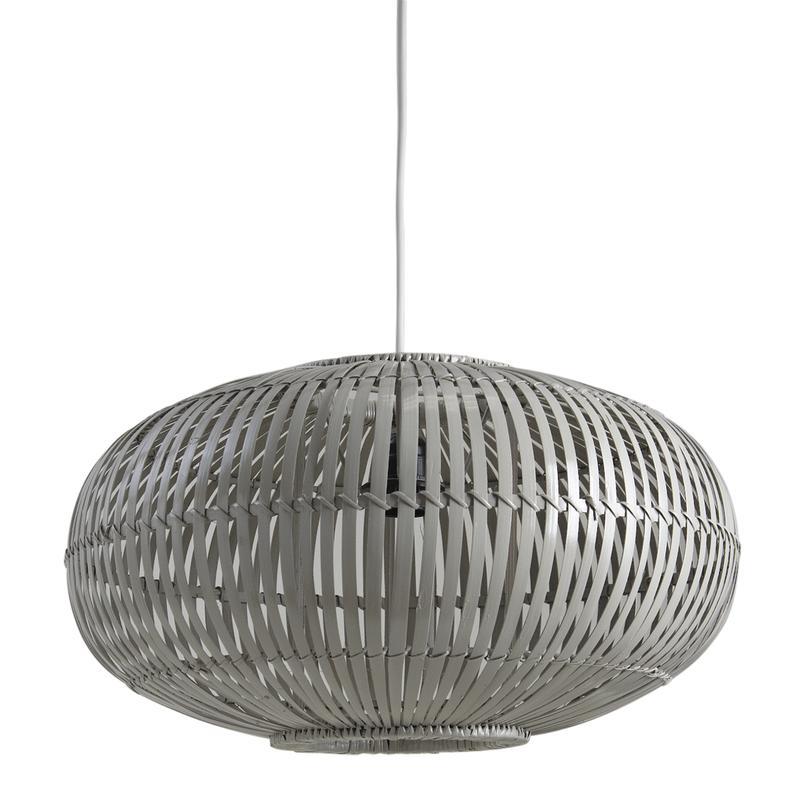 abat jour suspension gris. Black Bedroom Furniture Sets. Home Design Ideas