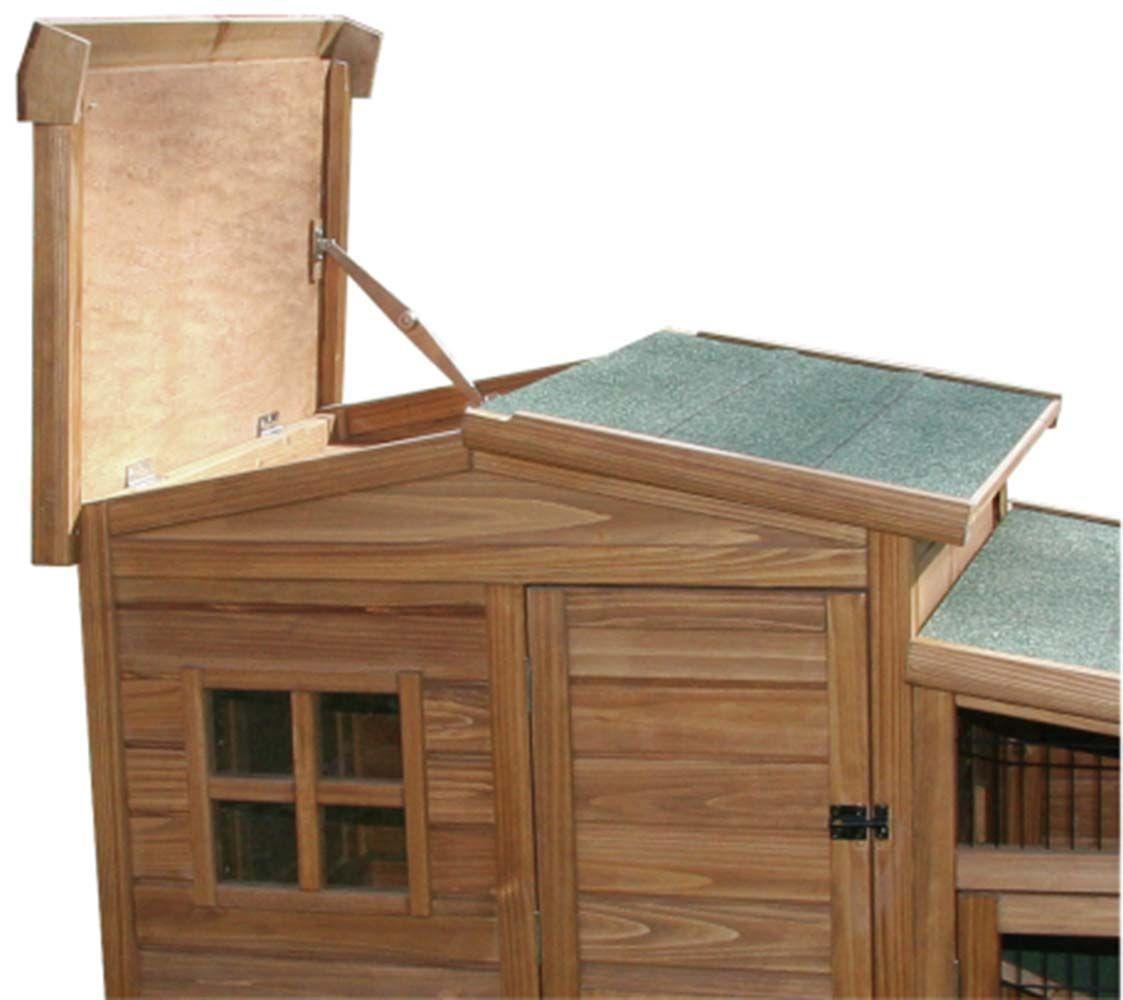 abri poules ou lapins fortunea. Black Bedroom Furniture Sets. Home Design Ideas