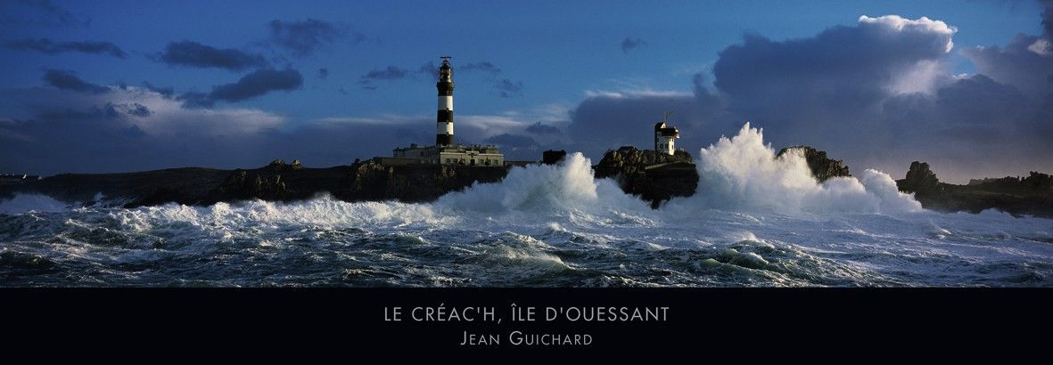 Affiche Phare by Nouvelles images