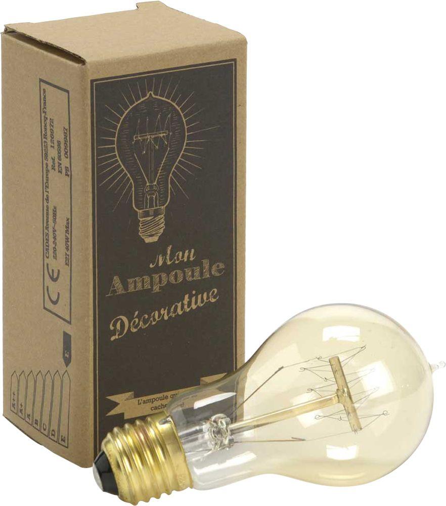 luminaire d 39 int rieur abat jour et ampoule. Black Bedroom Furniture Sets. Home Design Ideas