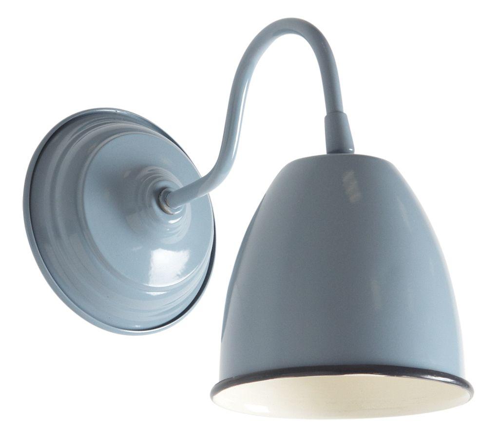 Lampe suspension vintage en métal laqué