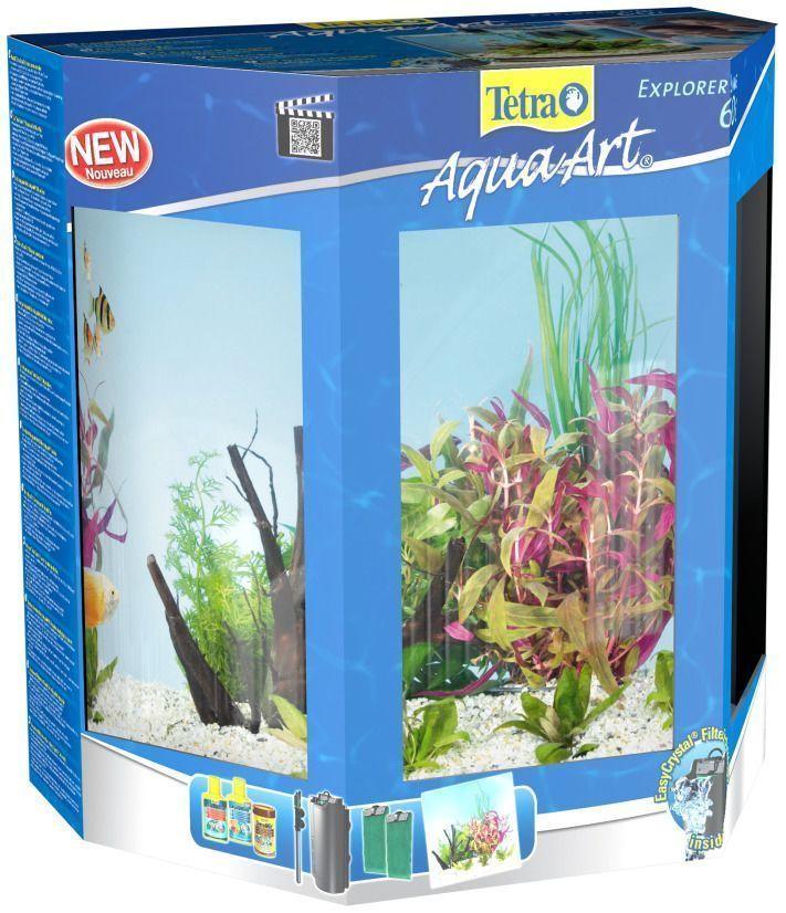 aquarium aqua art explorer. Black Bedroom Furniture Sets. Home Design Ideas