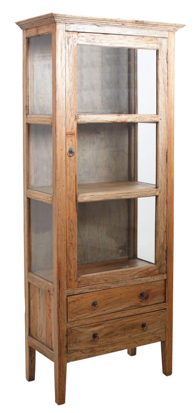 Les Armoires En Bois intérieur armoire en bois et verre