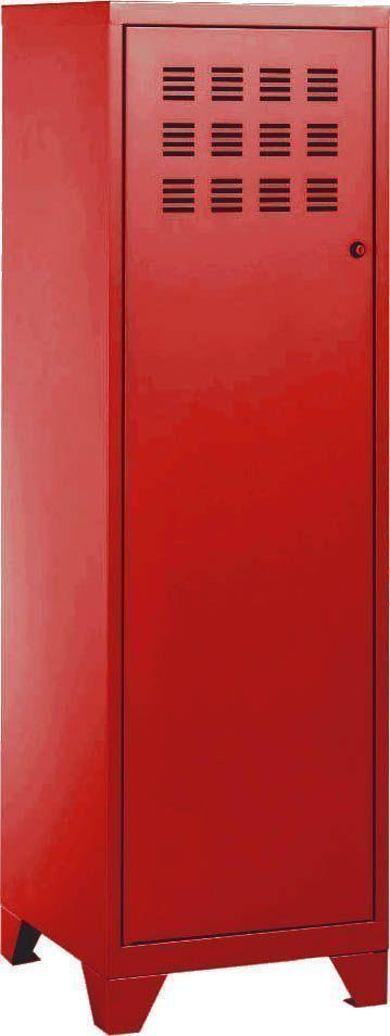 armoire de rangement m tal 1 porte. Black Bedroom Furniture Sets. Home Design Ideas