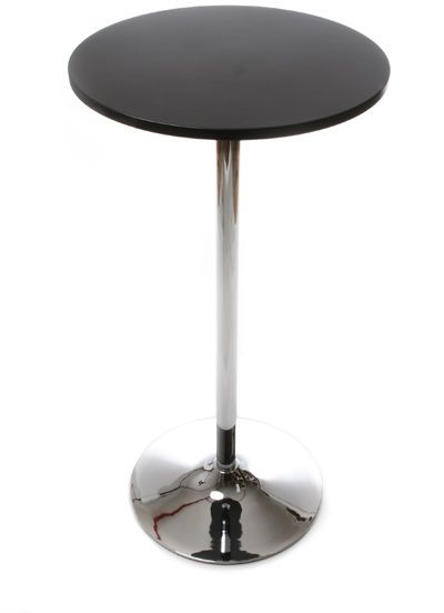 Table mange debout lila bar tabouret kokoon design sur for Table haute bois et metal