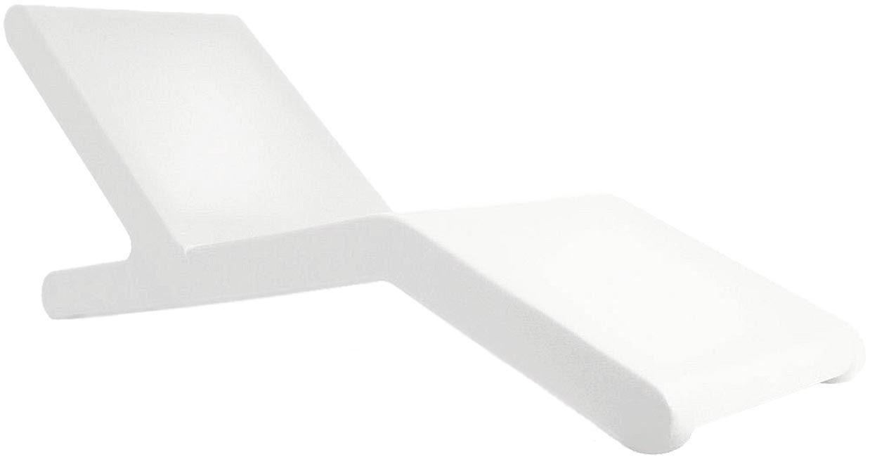 bain de soleil design wok (blanc)