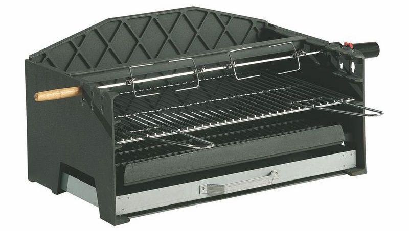 barbecue charbon de bois alexandrie. Black Bedroom Furniture Sets. Home Design Ideas