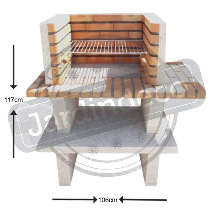 barbecue en pierre mr bricolage mr bricolage catalogue. Black Bedroom Furniture Sets. Home Design Ideas