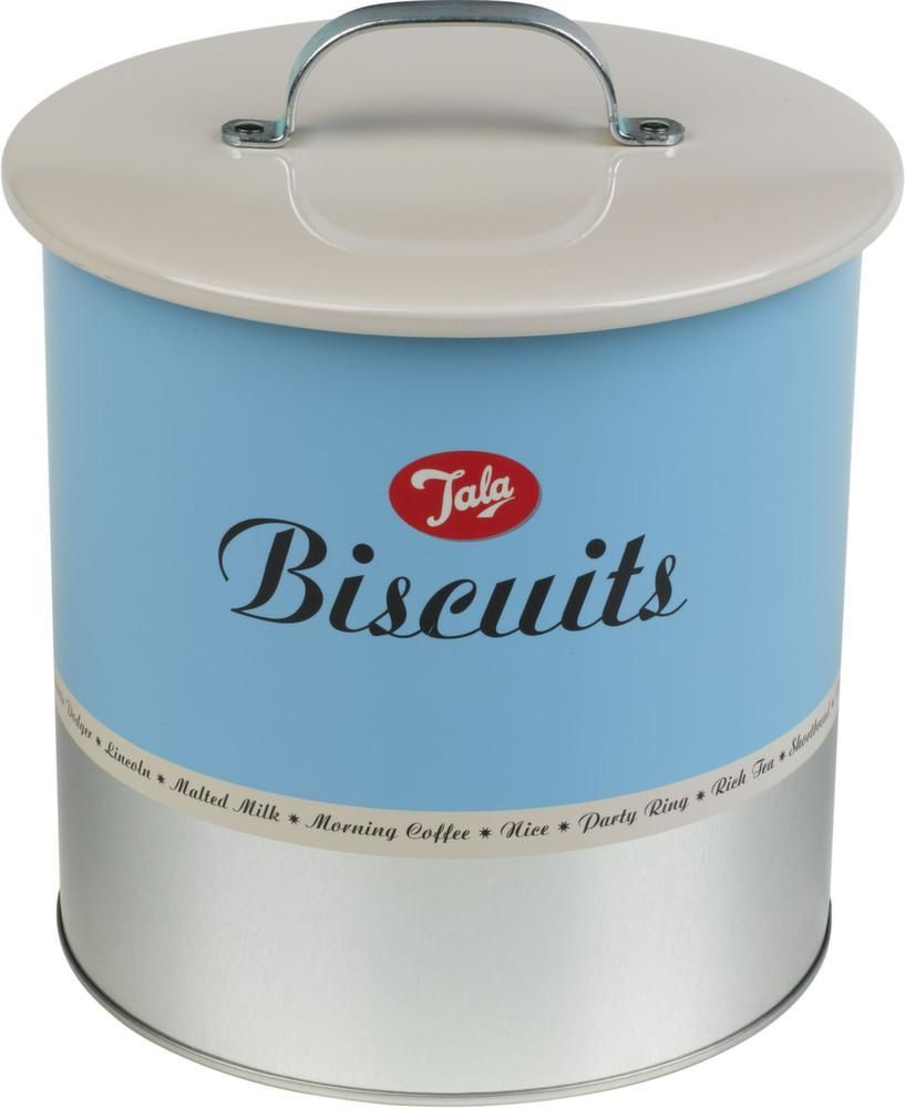 Boite Vintage pour biscuits by Tala