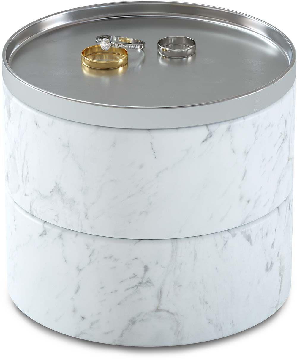boite à bijoux marbre