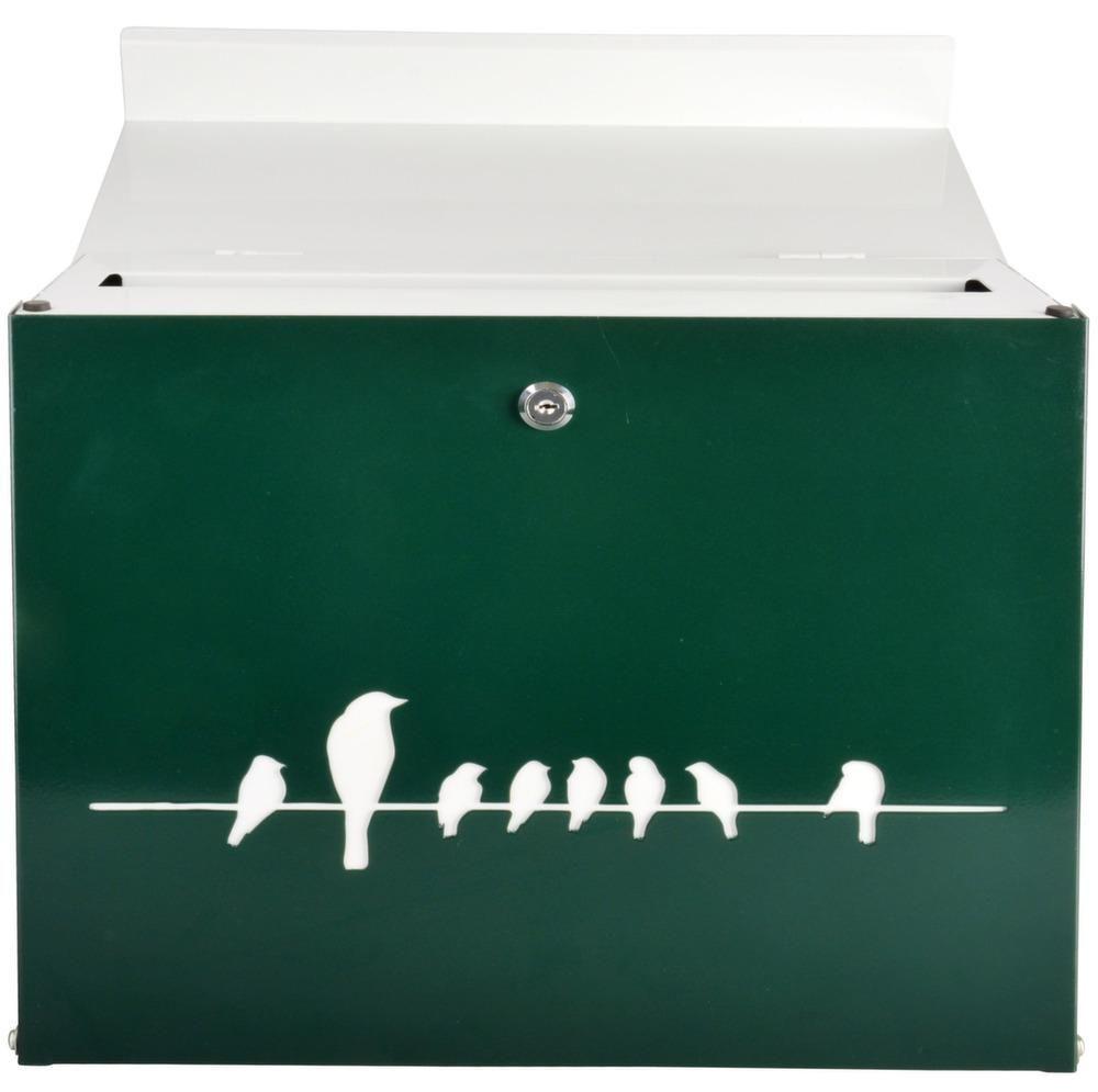 boite lettres oiseaux sur un fil. Black Bedroom Furniture Sets. Home Design Ideas