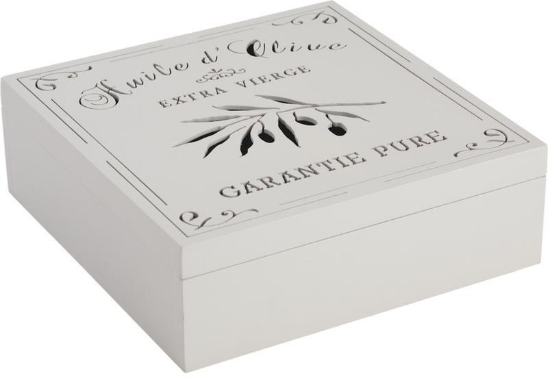 Boite De Rangement Cuisine Huile D 39 Olive