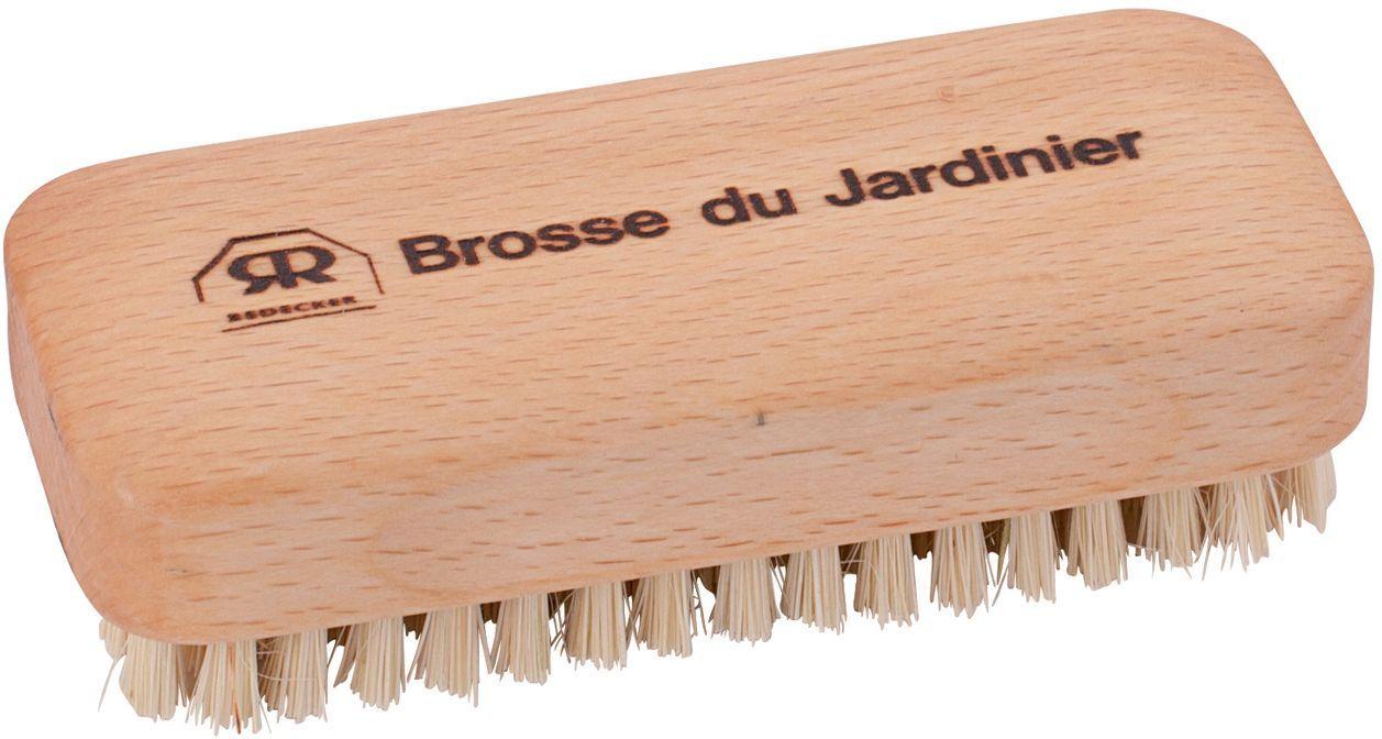 Brosse ongles du jardinier for Prix jardinier heure