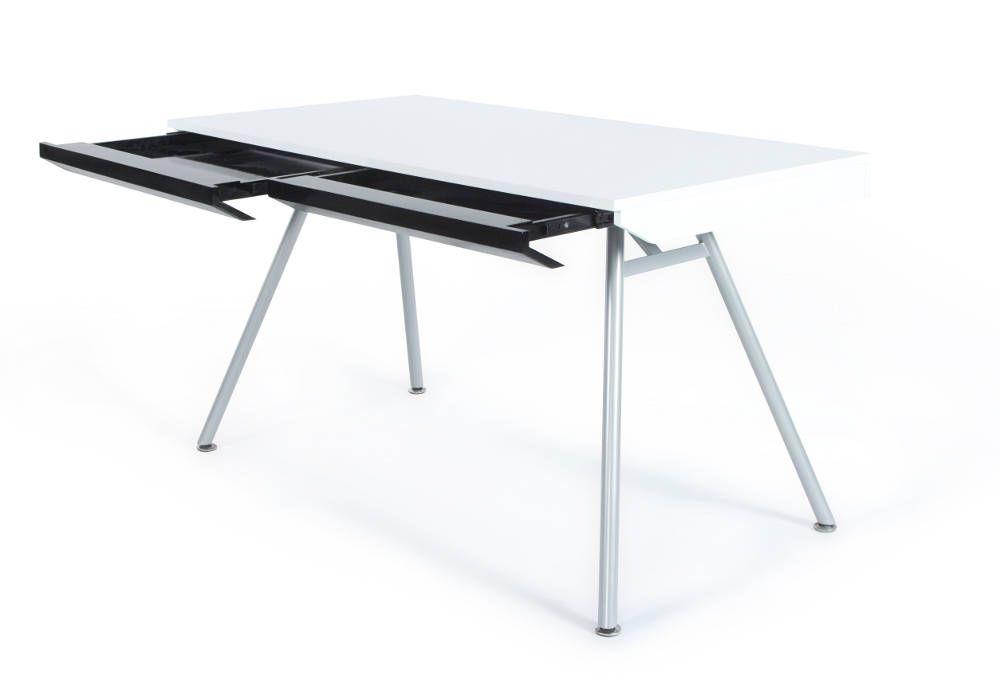 bureau moderne avec tiroirs pisa. Black Bedroom Furniture Sets. Home Design Ideas
