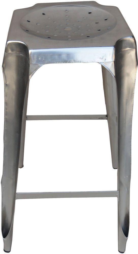 Corbeille linge en osier gris 46x34x60cm sur jardindeco - Corbeille a linge osier ...